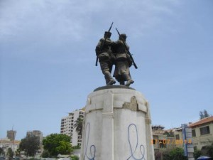 Monument en souvenir du tirailleur sénégalais (5)