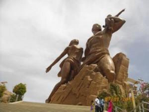 Mouvement de la Renaissance, Ouakam, Dakar (2)