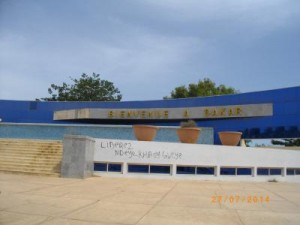 Place du souvenir Dakar
