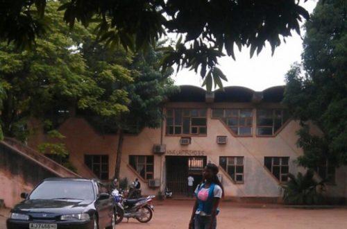 Article : A l'université d'Abomey-Calavi au Bénin, ça brûle