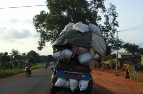 Article : La surcharge des véhicules sur nos routes est l'autre face de  la corruption à visage découvert au Bénin