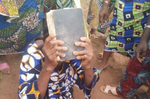 Article : Chez moi au Bénin, les femmes jurent de rester fidèles à leur époux