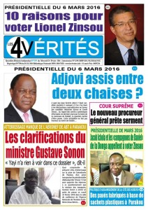 Le maire de Ouidah, Sévérin Adjovi, chercherait toujours une chaise pour faire asseoir son choix pour l'élection présidentielle.