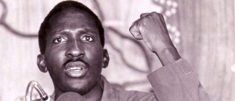 Article : Thomas Sankara: Un martyr négligé au Burkina Fasso.