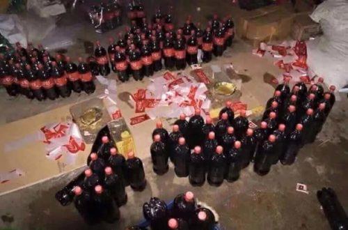 Article : Bénin: Les fraudeurs découvrent la formule secrète de la boisson Coca Cola.