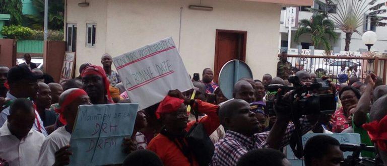 Article : Bénin: Les fonctionnaires du secteur public marquent la Rupture avec le gouvernement de la Rupture.