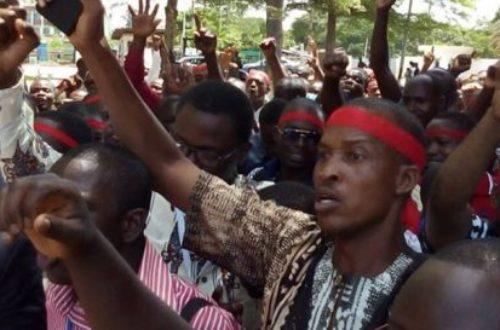 Article : Au Bénin, l'effort d'éviter une année blanche aux apprenants devient un impératif républicain.